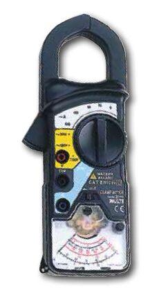 指针式钳形电流表m-3000,德国进口指针式钳形电流表